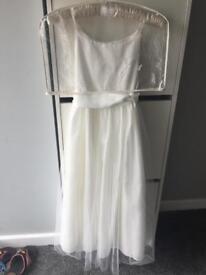 Bridesmaid/prom pretty dress aged 11 years