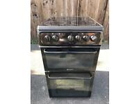Ceramic Cooker Black- Hotpoint
