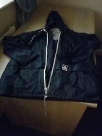 SOLO ADULT JACKET NAVY BLUE
