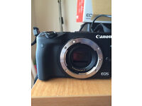 Canon EOS M3 with 18-55 mm IS STM Lens kit