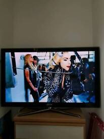50inch Samsung HD, 3D, Freeview tv