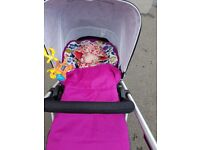 Mamas and Pappas sola 2 pushchair