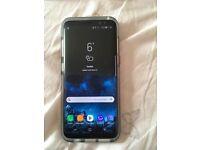 Samsung S8 Full Argos Receipt, unlocked