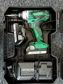 HITACHI 18V IMPACT DRIVER