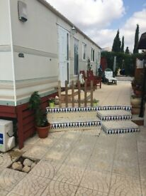 mobile home in spain 13x34 3 bed