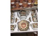 Persian style luxury tea set