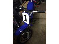 Child's motorbike 90cc 1 owner