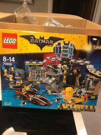 Lego 70909 Batcave Break-in
