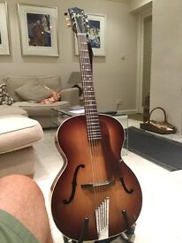 Hofner Congress accoustic early sixties guitar. Not many around.
