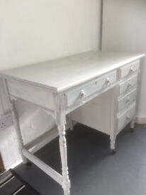 Very Pretty Painted Desk