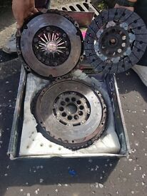 Ford Focus RS Clutch and Flywheel