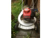 Honda HR21 Self propelled mower