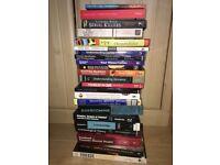 Criminology/psychology/mental health books for uni