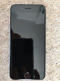 iPhone 6 - 16GB Space Grey - immaculate condition - EE