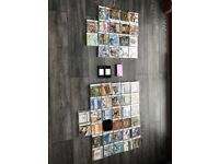 Nintendo DSi with 31 games