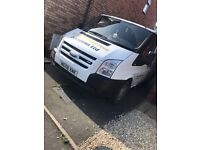 Ford transit £2900ono will be plain when sold