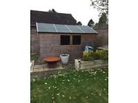 Shed for free- needs disassemble