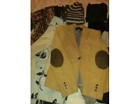 2 x suitcases full of grade A womens clothing,jackets,dresses,jeans,skirts,tops joblot