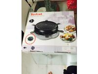 """TEFAL"" JOUR DE FETE TRADITIONAL RACLETTE FOR 6 PEOPLE LIKE NEW CONDITION"