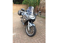 Very complete silver 2006 BMW F800ST ABS PANNIERS 23k miles £2,850 (REDUCED)