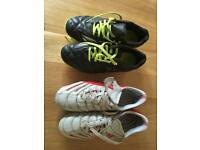 Rugby/football boots £5 each