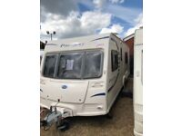 bailey pageant sancerre 2009 4 berth fixed bed