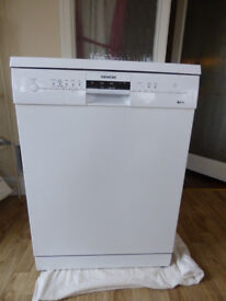 Siemens dishwasher 60x60x86cm, immaculately clean: please note full details