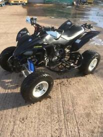 2012 Road legal Yamaha yfz 450 quad bike