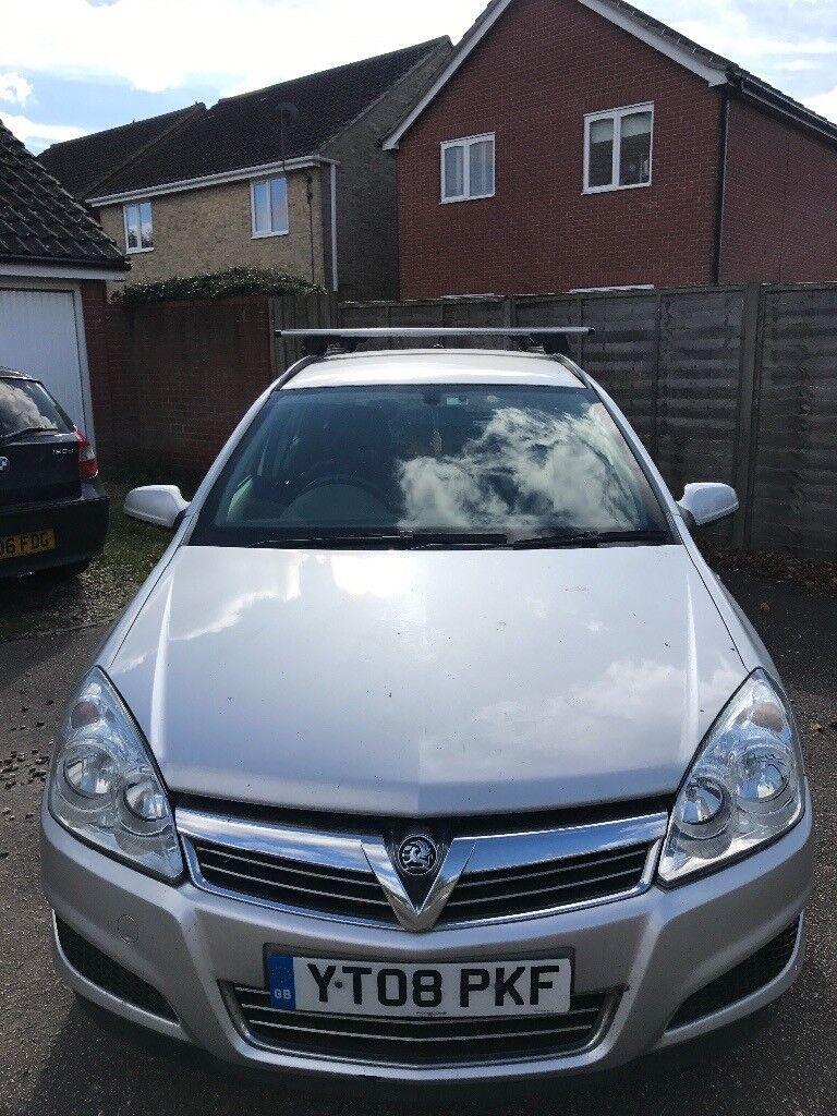 Vauxhall Astra 1.7 CDTI Estate