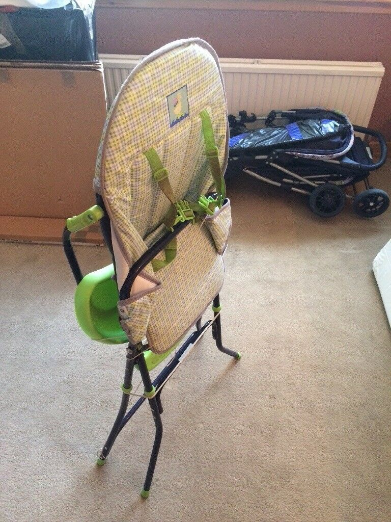 Baby's 'r' us high chair