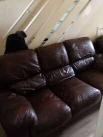 Free sofa and chair collection only