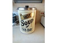 Victorian Brand Soup Urn