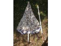 Garden or beach umbrella