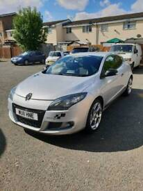 Renault Megane Coupe GT 2.0 DCI
