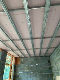 Dryliner :Only price. Plasterboard Mf ceiling