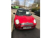 Mini cooper red 1.6 petrol only *£1199*