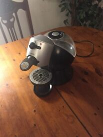 Nescafe Dolce Gusto coffee machine in perfect working order