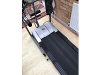 genesis life treadmill not working but power is ok so maybe an easy fix only used twice bargain