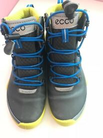 Ecco boots for boys