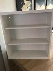 Ikea half bookcase