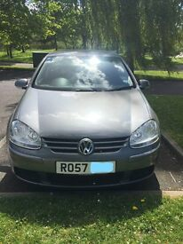 CAR FOR SALE: VW GOLF 2007