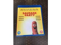 Sausage party blu ray