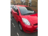 Toyota Yaris 1.3 stop start £30 tax yearly
