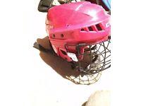 CCM Junior Hockey Helmet 6-10 Years Age Group