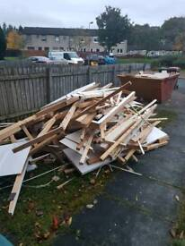 FREE wood for bonfire or any use