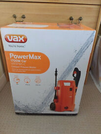 Vax Powermax Pressure Washer