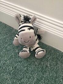 Zebra Teddy