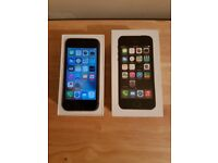 Apple Iphone 5S SPACE GREY 16GB- Excellent Condition- Boxed/ Accessories included