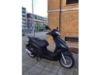 2014 Piaggio Fly 125cc - With Mot - Good Condition - £999
