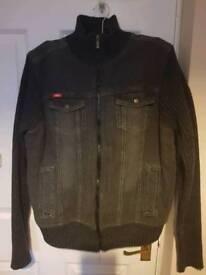 Lee Cooper Blue denim jacket- medium
